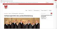 Brandenburg: Eilantrag gegen Corona-Verordung hat teilweise Erfolg