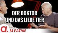 """Bild: SS Video: """"M-PATHIE – Zu Gast heute: Dirk Schrader """"Der Doktor und das liebe Tier"""""""" (https://veezee.tube/w/bKTwfBiABJZyVghEbvPofj) / Eigenes Werk"""