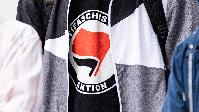Antifa-T-Shirt (Symbolbild)