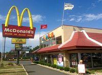 McDonald's: US-Mitarbeiter wenig happy. Bild: Mike Mozart, flickr.com