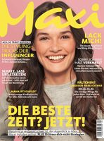 "Cover Maxi. Bild: ""obs/Bauer Media Group, Maxi/Maxi"""