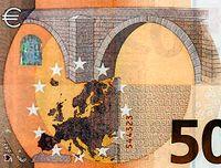 Transatlantik-Brücke von Europa in die USA. Europa ist hier schon entwurzelt vom Rest der Welt zu sehen...