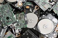 Festplatten: Neue Technologie bringt Altes auf den Müll. Bild: pixelio.de/Stark