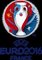Logo der Fußball-Europameisterschaft 2016