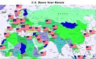 USA Militärbasen rund um Russland, Iran und Syrien. Wozu?