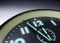 Wartezeit: Anzeigen laden oft viel zu lang. Bild: RainerSturm/pixelio.de