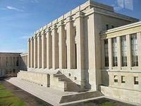 Hauptsitz des Menschenrechtsrates in Genf. Bild: wikipedia.org