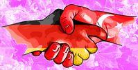 Deutschland und Türkei (Symbolbild)