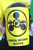 Giftgas in Syrien (Symbolbild)