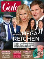 "Cover GALA, Heft 37/2018 (EVT 06.09.2018). Bild: ""obs/Gruner+Jahr, Gala"""