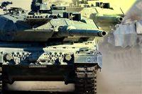 Hauptkampfpanzer Leopard 2A6: Kriege sollen sich in der Europäischen Union wieder lohnen (Symbolbild)