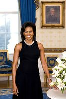 Michelle Obama (2009) Bild: de.wikipedia.org