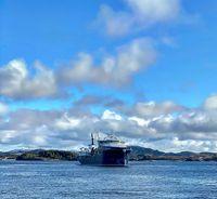Norwegisches Fangschiff (Symbolbild)