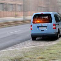 Blitzer am Straßenrand Bild: CODUKA GmbH Fotograf: CODUKA GmbH