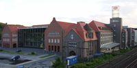 Sitz der Dr.August Oetker Nahrungsmittel KG in Bielefeld