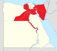 Landesteile, über die nach dem 14. August eine einmonatige nächtliche Ausgangssperre verhängt wurde.