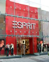 Esprit-Geschäft in Darmstadt