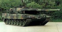 Kampfpanzer Leopard 2 A6. Bild: Online Redaktion Heer