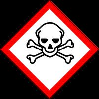 Krebserregend, Karzinogen, Giftig (Symbolbild)