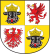 Wappen von Mecklenburg-Vorpommern
