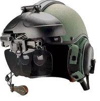 """""""IronVison""""-Helm: ermöglicht 360-Grad-Sicht. Bild: elbitsystems.com"""