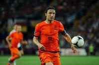 Van Bommel im EM-Gruppenspiel gegen Deutschland am 13. Juni 2012, Archivbild