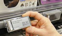 Digitales Preisschild fallen bei Verbrauchern durch!
