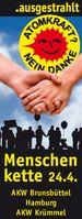 BEE ruft zur Teilnahme an Menschenkette gegen Laufzeitverlängerung auf
