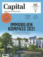 CAPITAL 5/2021 /  Bild: Capital, G+J Wirtschaftsmedien Fotograf: Capital, G+J Wirtschaftsmedien