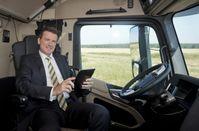 Dr. Wolfgang Bernhard, Vorstand der Daimler AG für Daimler Trucks & Daimler Buses. Bild: Daimler AG