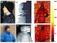 Genaue Tiefenerkennung: Laser macht es möglich. Bild: Optics Express
