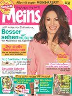 """Meins 09/2017. Bild: """"obs/Bauer Media Group, Meins"""""""