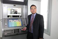 Huawei präsentiert Bankomat der Zukunft