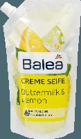 Balea Cremeseife Buttermilk & Lemon 500 ml
