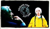 Profitieren voneinander: Milliardär Geroge Soros und Greta Thunbergs Familie
