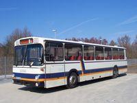 Ein deutscher Schulbus
