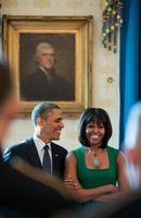 Barack Obama und Michelle Obama Bild: Official White House Photo by Pete Souza