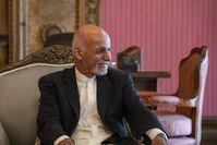 Der USA treue Aschraf Ghani Ahmadsai (2019)