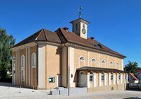 Großer Betsaal, Gotteshaus der Evangelischen Brüdergemeinde Korntal