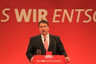Sigmar Gabriel Bild: blu-news.org, on Flickr CC BY-SA 2.0
