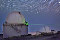 Quantenteleportationsexperiment hat neuen Distanzrekord erzielt Quelle: (Foto: IQOQI/Vienna) (idw)
