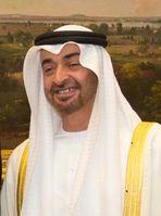 Mohammed bin Zayed Al Nahyan (2017)