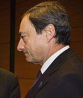 Mario Draghi Bild: wikipedia.org