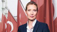 Dr. Alice Weidel, Vorsitzende der AfD-Bundestagsfraktion