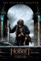 """Kinoplakat """"Der Hobbit 3: Die Schlacht der fünf Heere"""""""