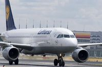 Lufthansa A320-200  Bild: Ingrid Friedl Lufthansa