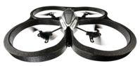 AR.Drone mit Schutzringen für Innenräume. Bild: Parrot