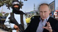 Bild Taliban: IMAGO / SNA; Bild Putin: kremlin.ru, Wikimedia Commons, CC BY 3.0; Komposition: Wochenblick / Eigenes Werk