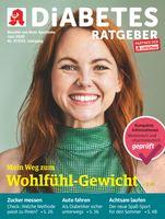"""Diabetes Ratgeber-Titelcover, Ausgabe Juni 2020  Bild: """"obs/Wort & Bild Verlag - Gesundheitsmeldungen"""""""