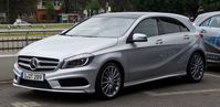 Mercedes-Benz A 250 BlueEFFICIENCY AMG Sport